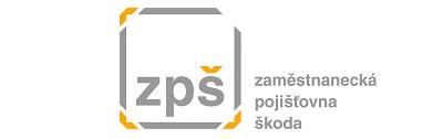 Logo ZPŠ s názvem